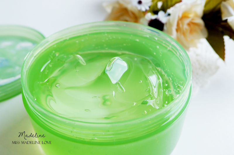how to use soothing gel