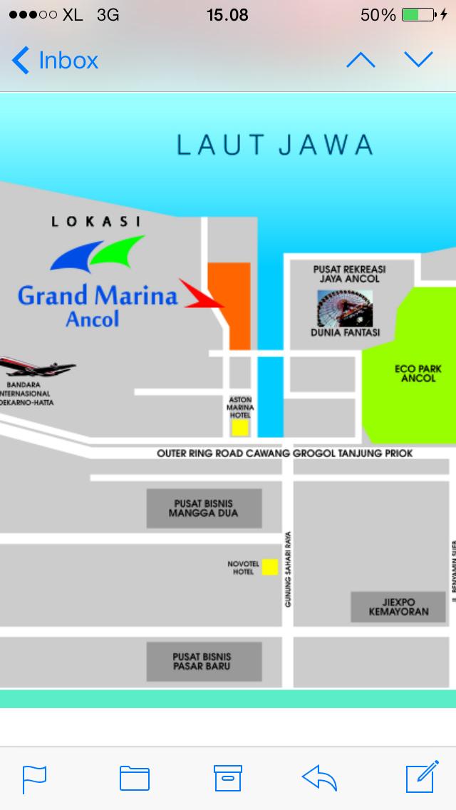 Hotel Penginapan Murah Dekat sekitar Ancol Jakarta