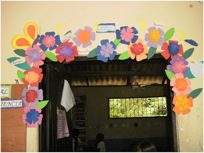 Actividades divertidas proyecto valores cadena de amistad for Actividades divertidas para el salon de clases