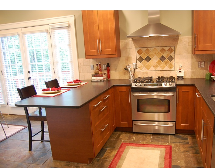 Remodeling in los angeles what exactly is a kitchen island - Peninsula in small kitchen ...
