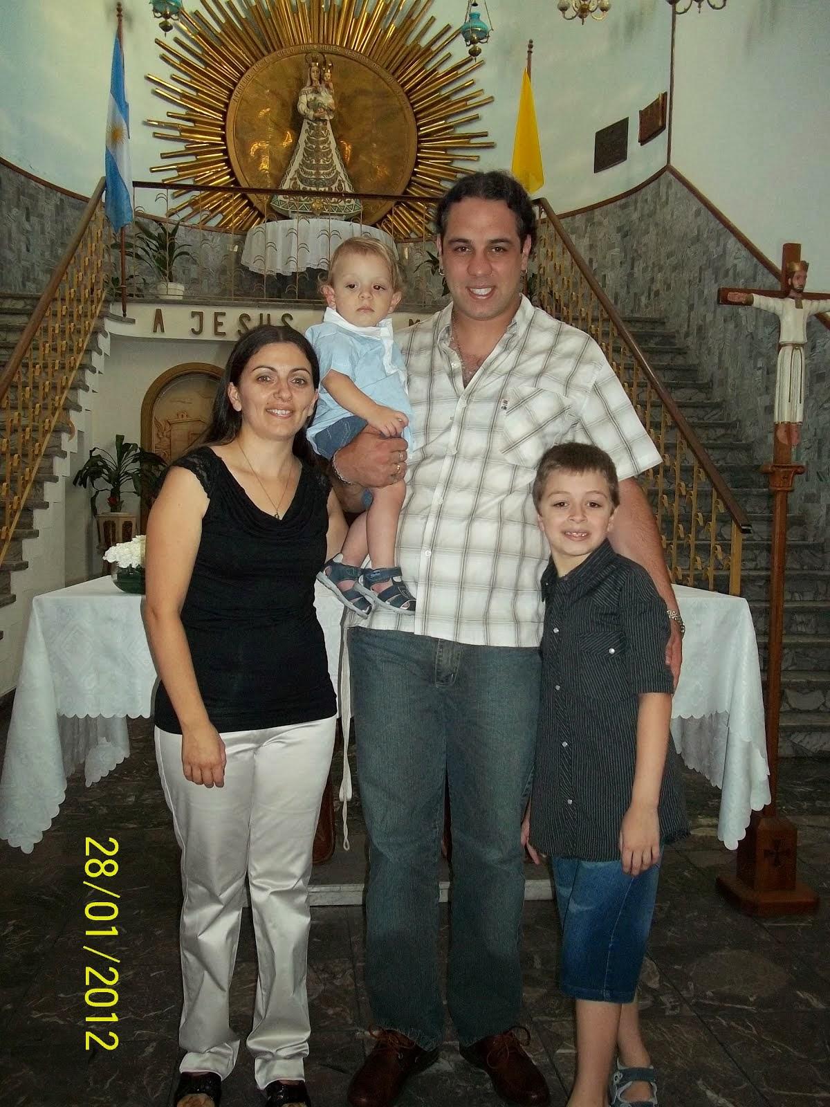 Su bautismo