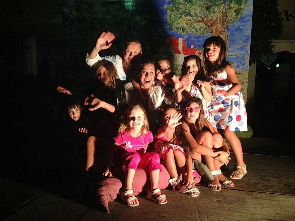 "Puppet Theatre by Irina Boiko ""People & Pupets' Svit"""