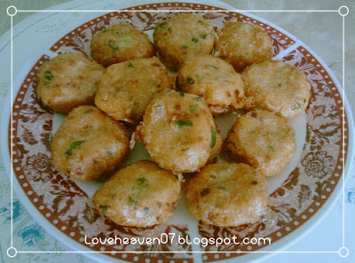 Cara praktis membuat perkedel kentang isi daging paling enak