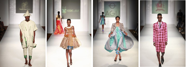lagos fashion week 2012