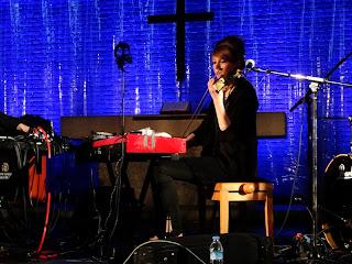 07.04.2013 Bochum - Christuskirche: Poppy Ackroyd