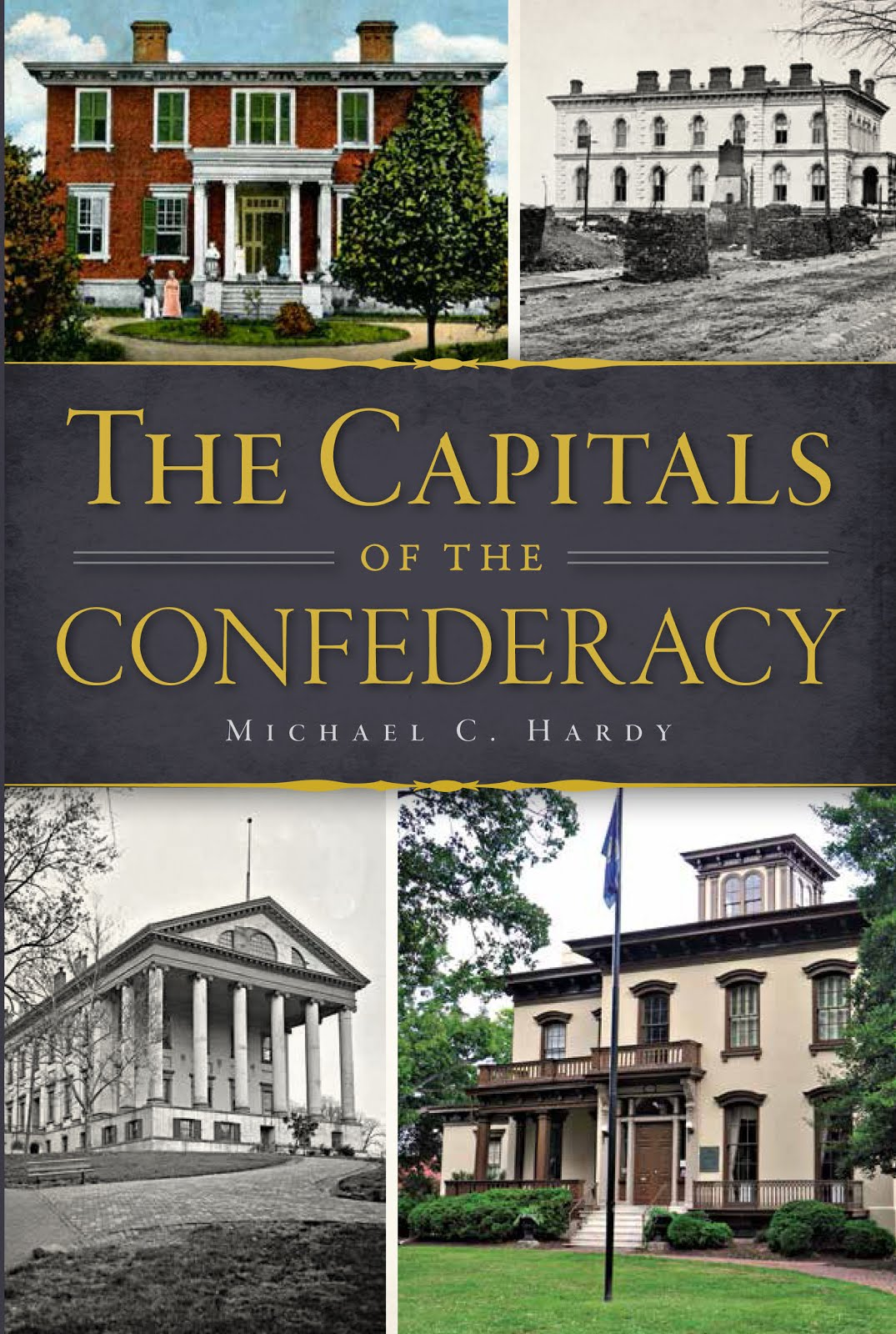 Capitals of the Confederacy