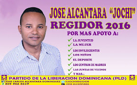 "Jose Alcántara ""Jochi"""