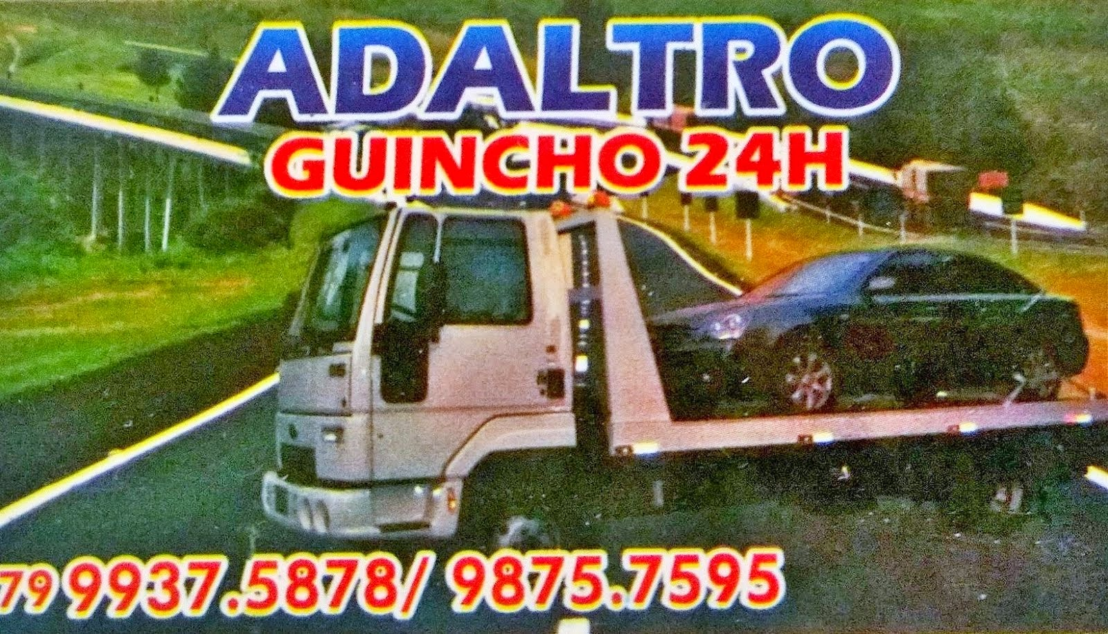 ADALTRO GUINCHO 24 HORAS - ROSÁRIO