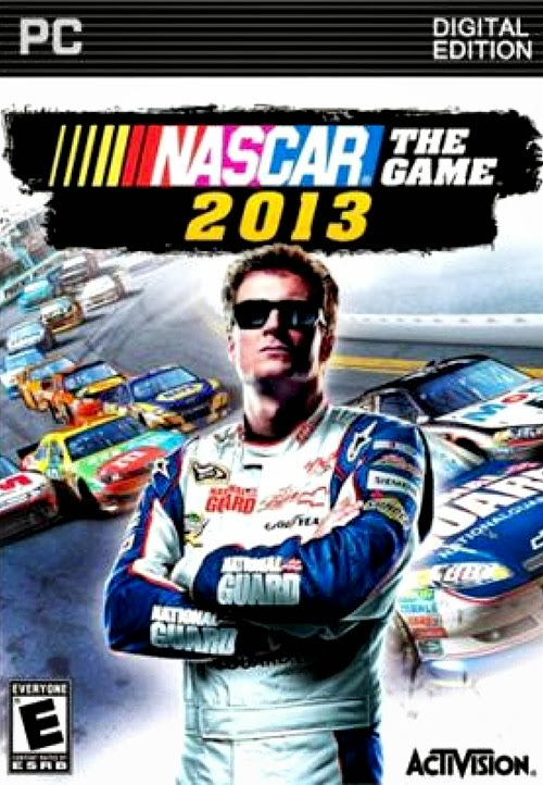 Nascar The Game 2013 - Update 2 Skidrow