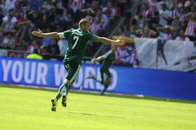 Joaquin goal Liga