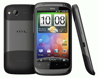 HTC Desire S Android Smartphone image