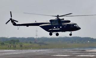 Helikopter TNI Ditembaki Saat Akan Evakuasi 8 Jenazah di Puncak Jaya