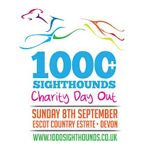 Come along to 1000 Sighthounds - 8/9/13
