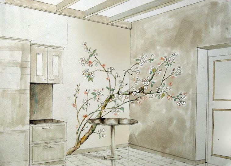 Malardenti peinture et decor decoration d 39 interieur for Stucco peinture murale
