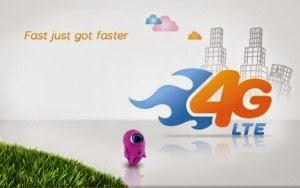 Apa itu 4G LTE