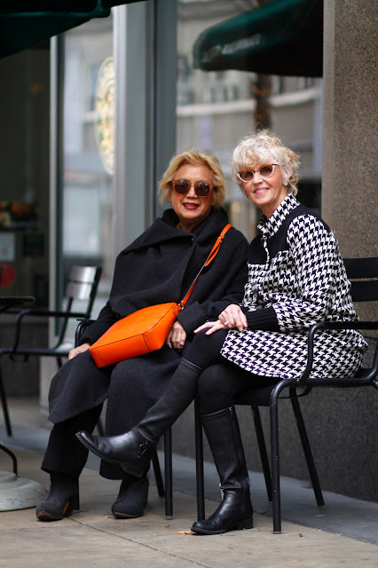 Sandy Lew-Hailer Michelle Booth Seattle fashion street style it's My Darlin'