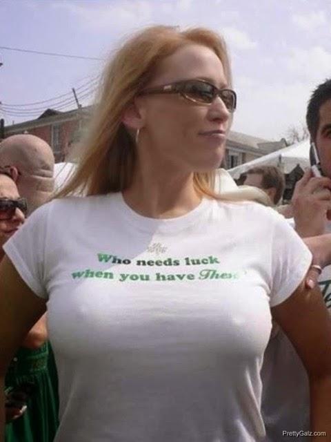 Extreme Wet T Shirt