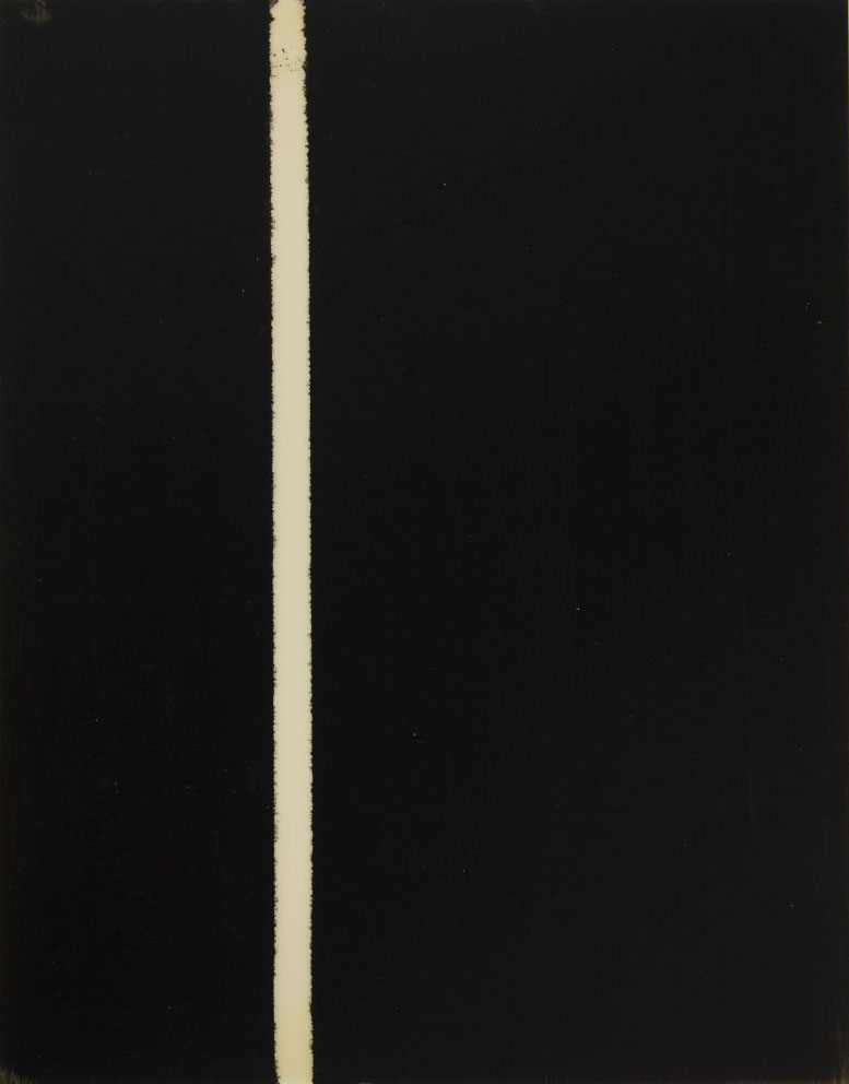barnet newman Barnett newman: barnett newman, american painter whose large, austerely reductionist canvases influenced the colour-field painters of the 1960s the son of polish.