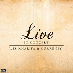 Wiz Khalifa and Currensy - Live in Concert (Review)