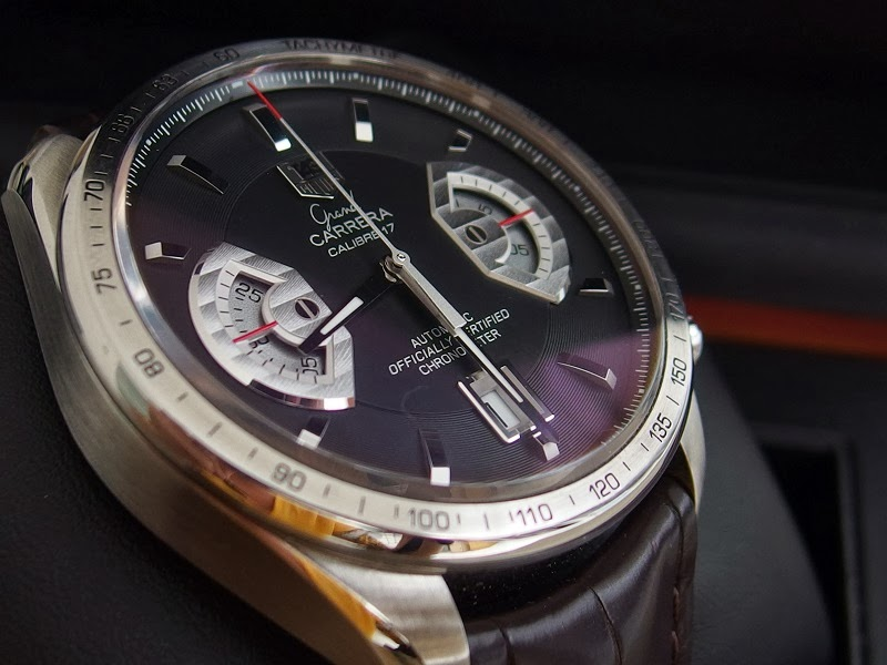 tag heuer grand carrera calibre 17 manual