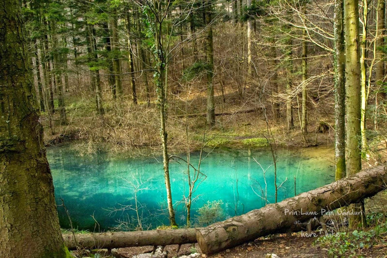 visit_cheile_nerei_ochiul_beiului_lake