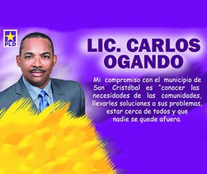CARLOS OGANDO