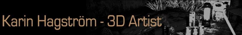 Karin Hagström - 3D Artist