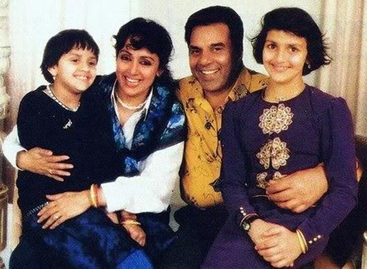 Rare Photos of Bollywood Heroine Hema Malini