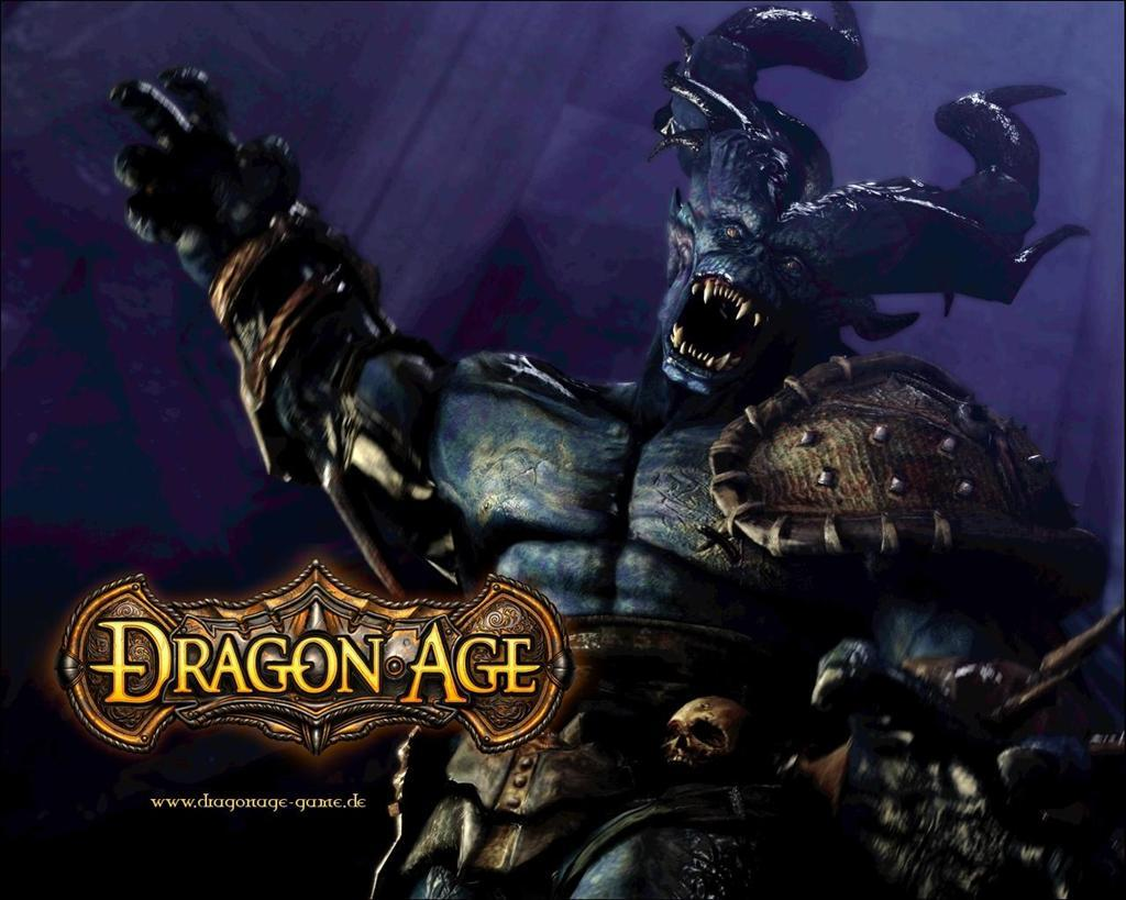 Dragon Age HD & Widescreen Wallpaper 0.97536685871581