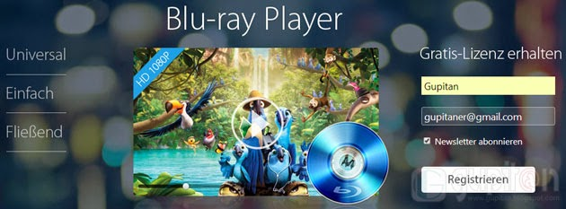 Aiseesoft Blu-ray Player Full Legal License