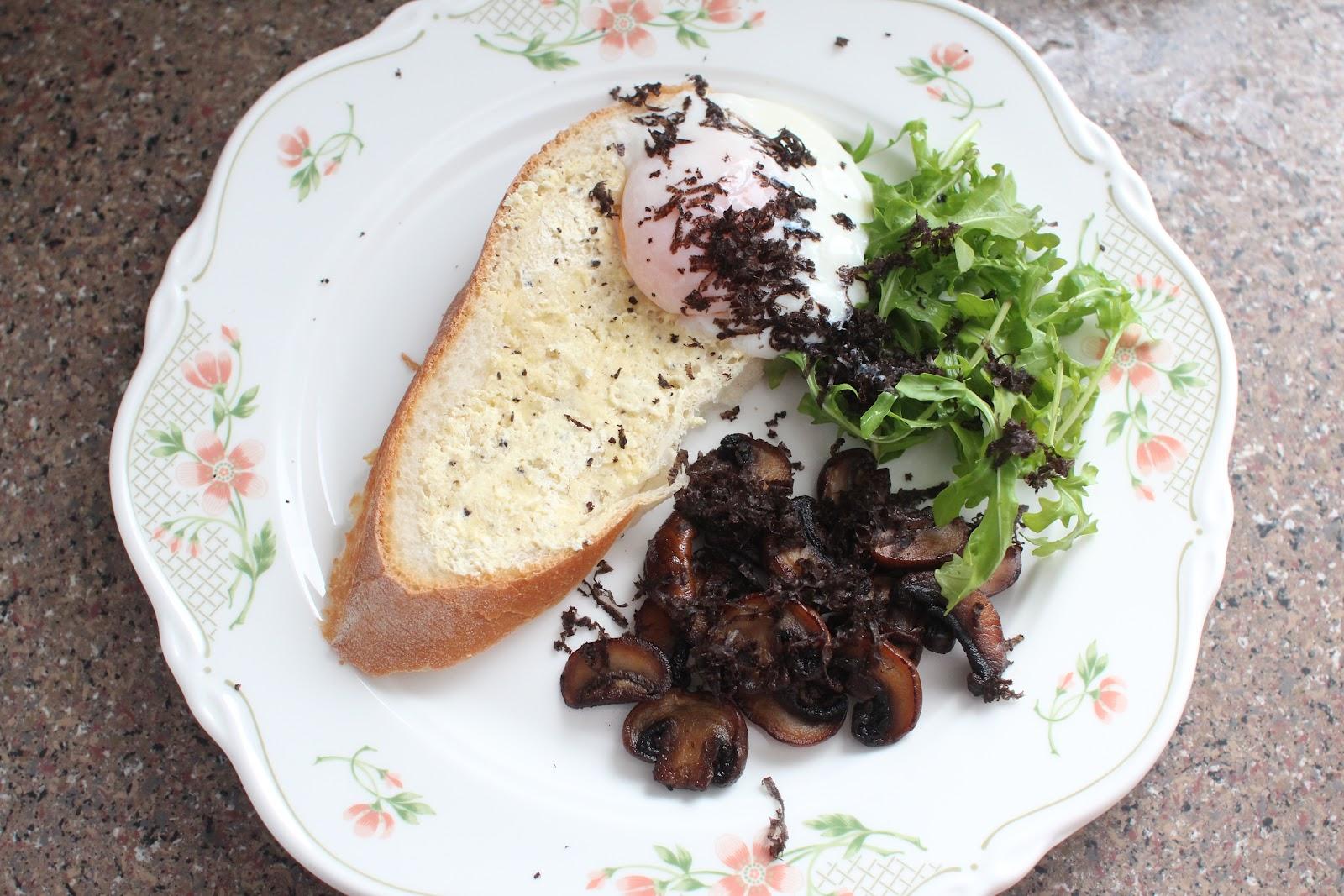truffle eggs | yumyum: Breakfast | Pinterest
