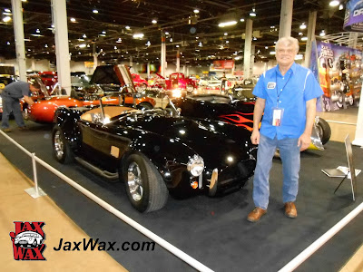 1965 Cobra Jax Wax Chicago World of Wheels