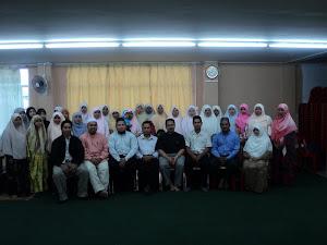 Saf Pimpinan DPPKM Bersama Guru PASTI Machang