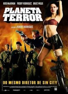 Planeta Terror – Dublado