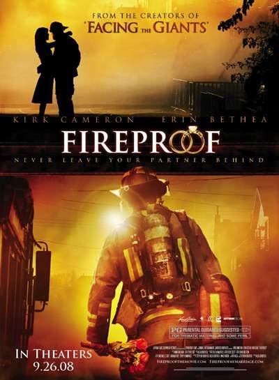 A Prueba de Fuego DVDRip