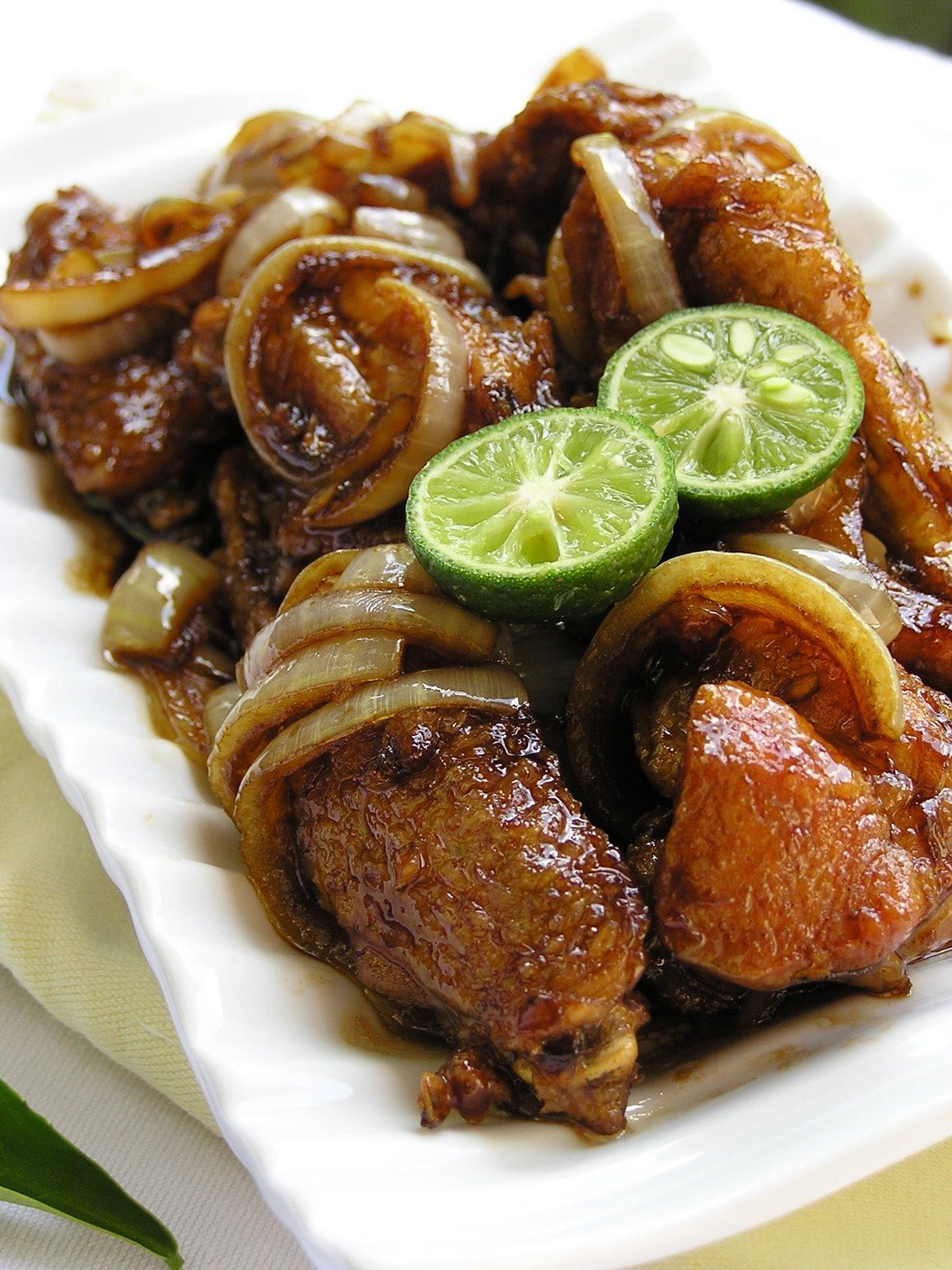Resep Masakan Ayam Masak Kecap