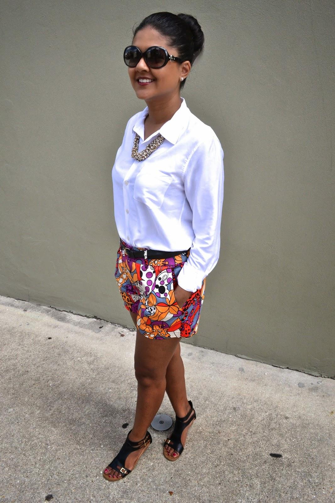 nanette lepore shorts summer shorts