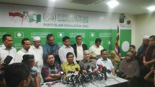 PAS setuju Wan Azizah Azmin jadi MB Selangor