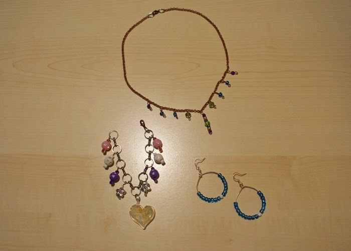 handmade diy jewelry workshop