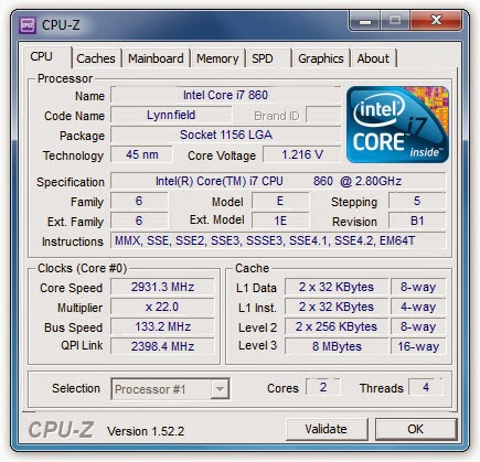 xxxxx - How's Your CPU?