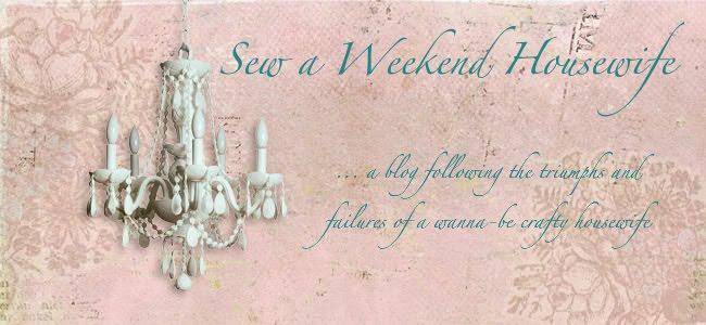Sew a Weekend Housewife