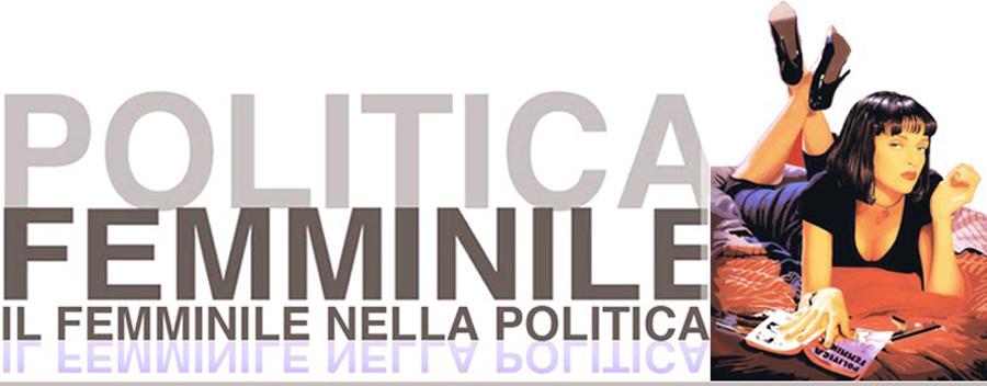 Politica femminile Italia