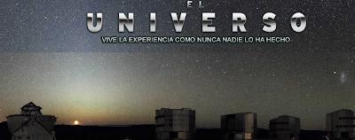 premio viaje a las estrellas viaje a  Santiago, Chile promocion el universo history channel Mexico Peru Argentina 2011