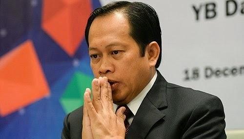 Ketahui Biodata Datuk Ahmad Maslan