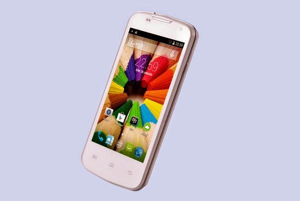 Nexian Zephyr 200, Spesifikasi dan Harga HP Android KitKat Murah 700 Ribu