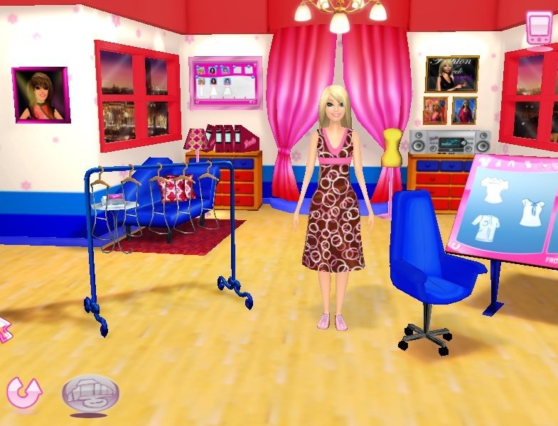 Barbie Fashion Games For Free Hard Drive MB Free