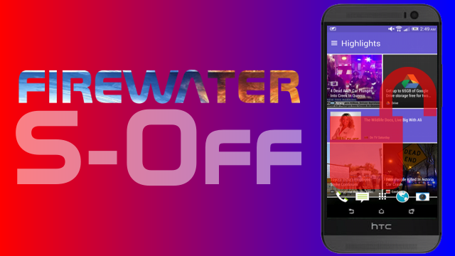 el tan anhelado S-Off y como desbloquear el Bootloader del HTC One M8