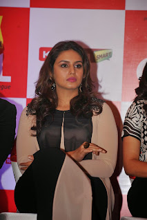 Actress Kajal Aggarwal and Huma Qureshi Latest Pictures at Launch of 100 Hearts A Social Initiative By CCL  18