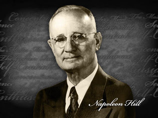 Napoleon-Hill 10 best quotes for success..