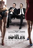 Cartel de Los infieles, de Michel Hazanavicius